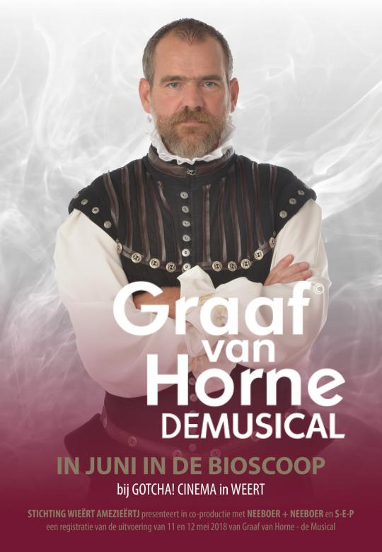 Graaf van Horne – De Musical